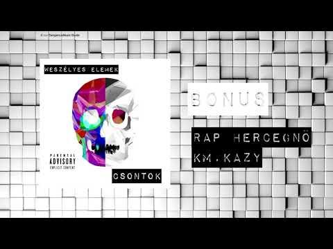 Weszélyes Elemek - Rap hercegnő km. Kazy