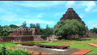 Konark Temple Surroundings, Orissa