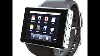 Часы телефон  часофон андроид android z2 описание видео обзор.