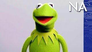 This is Kermit the Frog's New Voice
