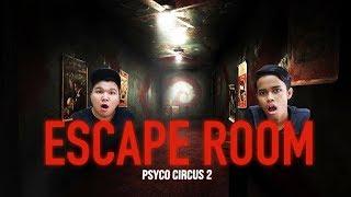 OOHAMI & UKILLER Terperangkap dalam ''BILIK BADUT🤡!'' - ESCAPE ROOM (Psycho Circus 2) #4