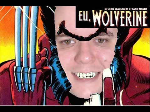 Quadrinhos: Eu, Wolverine