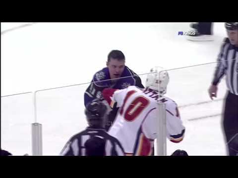 Raitis Ivanans vs. Brian McGrattan