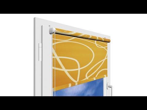 Roletas Mini Decor, 65x150 cm kaina ir informacija | Roletai | pigu.lt