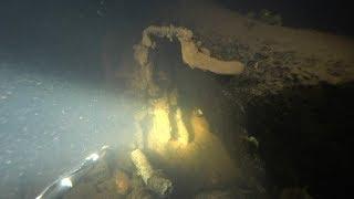 Подводная охота на реке Вычегда. Подводные виды. Республика Коми.