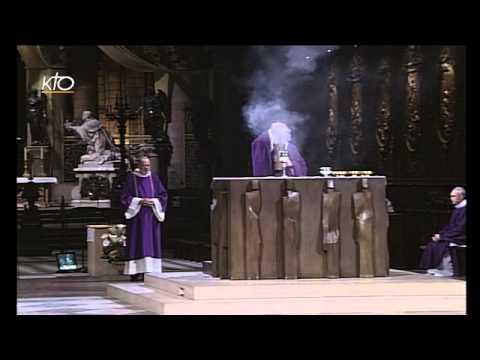 Messe du 08 décembre 2013