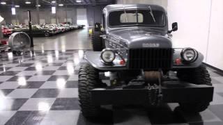 1961 ATL 1959 Dodge Power Wagon