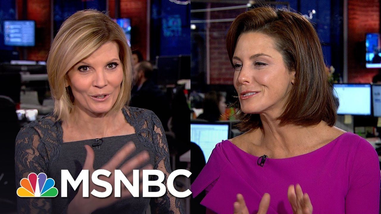 This Is A Watershed Moment.   Kate Snow   MSNBC thumbnail