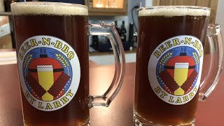 English Brown Ale #2: Recipe And Tasting