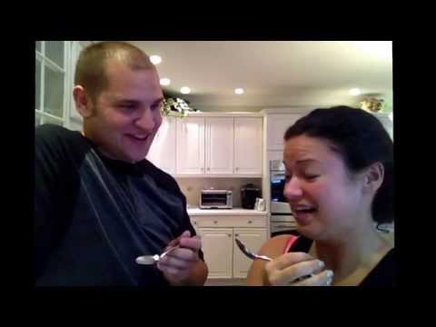 Taste Test and Product Review for Wink Frozen Dessert and Optimum Nutrition- with Josh Winning!