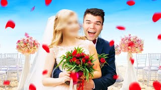 GETTING MARRIED In The GAME OF LIFE 2!