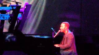 "John Legend 2013 Tour Atlanta ""Hold On Longer"" pt. 8"