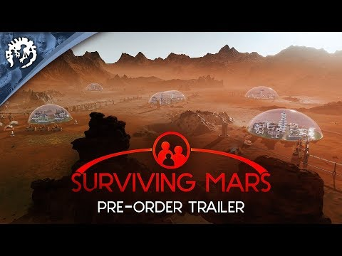 Trailer de Surviving Mars Deluxe Edition