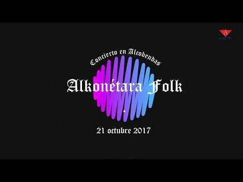 Alkonétara folk - Actuación en Alcobendas