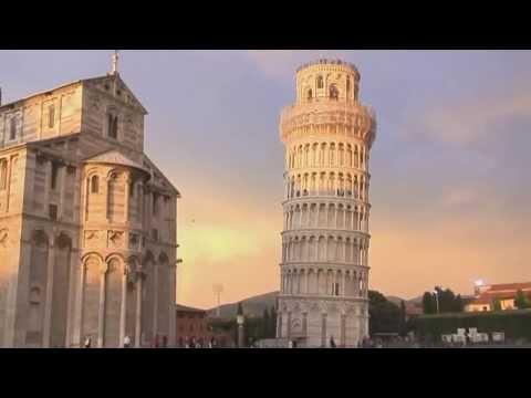 Пизанская башня: Путешествия по миру