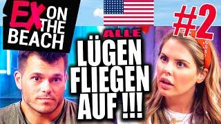 Ex on the beach US Folge 2 🇺🇸 Die erste Ex muss gehen! 🤯