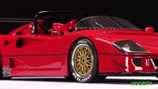 TOP Marques Ferrari F40 LM Beurlys Barchetta