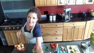 gfJules shows how to make light & airy gluten free hamburger buns