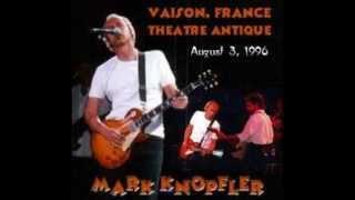 Mark Knopfler Water Of Love Vaison 1996  NEW
