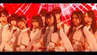 AKB48 - NO WAY MAN (2018.12.15)