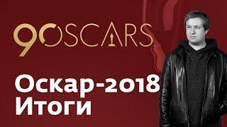 Долин об итогах премии Оскар 2018