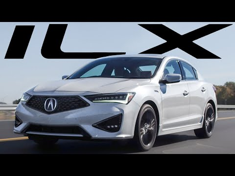 2019 Acura ILX A-Spec Review