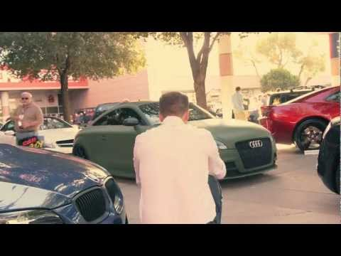 """Green Ops"" Audi TTS build for SEMA 2011"