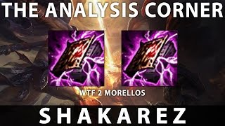 The Analysis Corner | The Double Morellonomicon Build