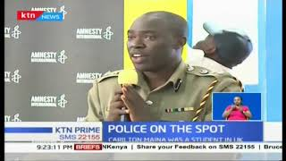 The shooting of Carilton Maina is fast grabbing the world's attention