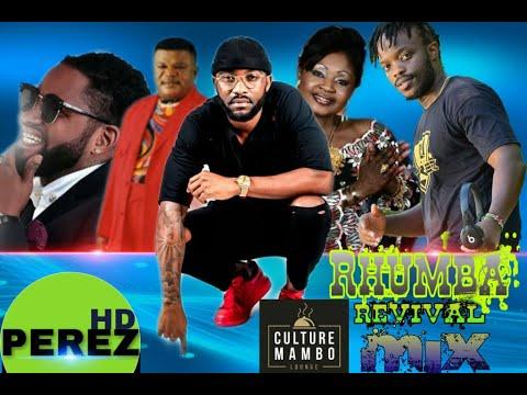 Rhumba Mix Major Revival 2019 – DJ PEREZ   Fally ipupaMadilu SystemFerre Gola (Rhumba Zilizopendwa