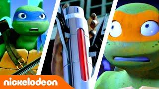 Черепашки-ниндзя | Международный день черепах 🐢 | Nickelodeon Россия