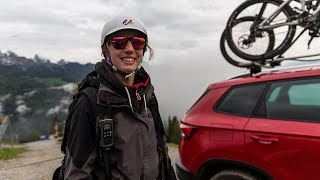 Miss Peaches on the Road: Paragliding