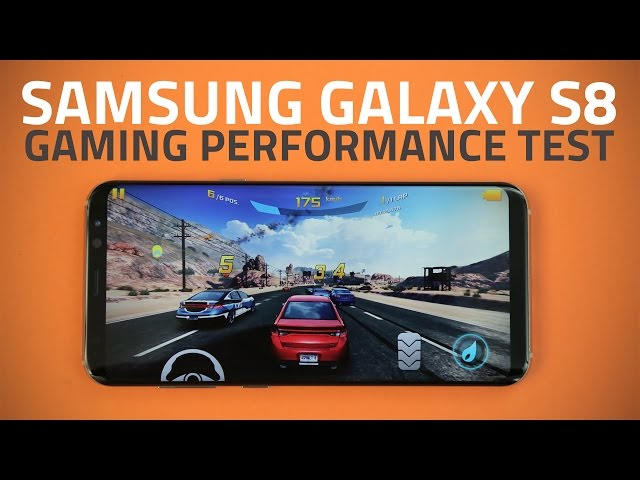 Samsung Galaxy S8 and Galaxy S8+ Gaming Performance Review