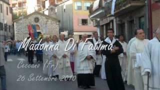 preview picture of video 'Madonna Di Fatima,Ceccano (Fr)'