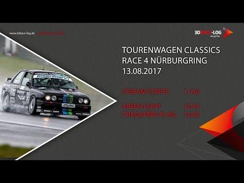Tourenwagen Classics 2017, OGP Nürburgring, Race 4, Sunday 13.08.2017