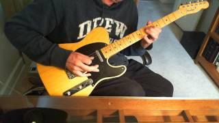 Spinal Tap Nigel Tufnel Heavy Duty solo