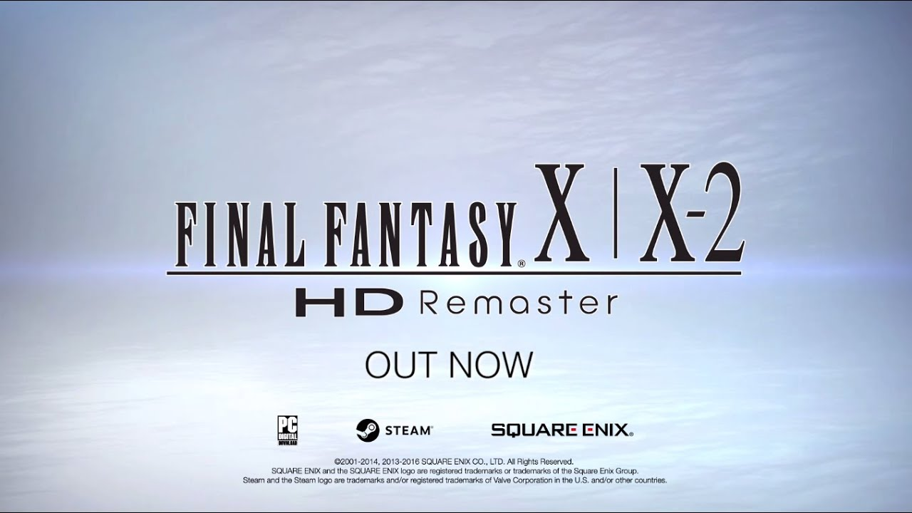 Video FINAL FANTASY X/X-2 HD Remaster [PC Download]