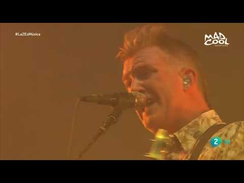 Queens of the Stone Age - The Way You Used To Do (Live Mad Cool Festival, Spain 2018)