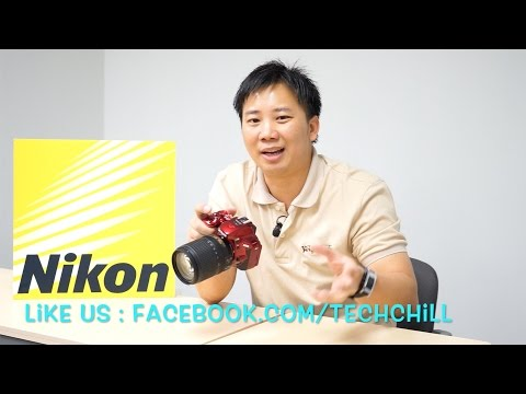Tech Chill ตอนที่ 97 Review Nikon D5500
