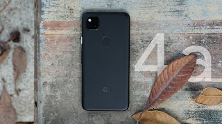 Google Pixel 4a - One Month Later