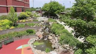 Healing Garden at CHI Health Lakeside