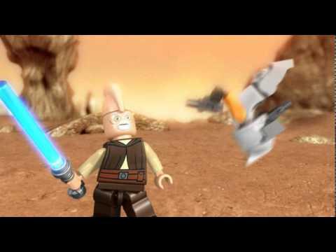 Vidéo LEGO Star Wars 7959 : Geonosian Starfighter