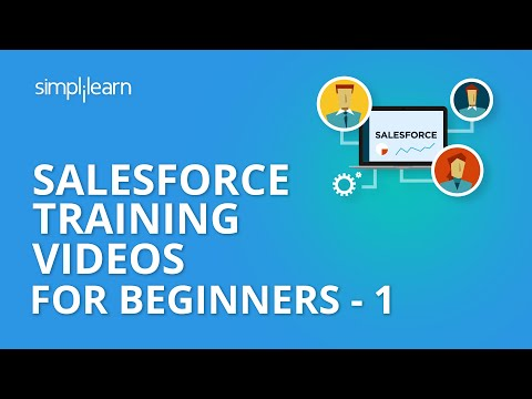Salesforce Training Videos For Beginners - 1 | Salesforce ... - YouTube