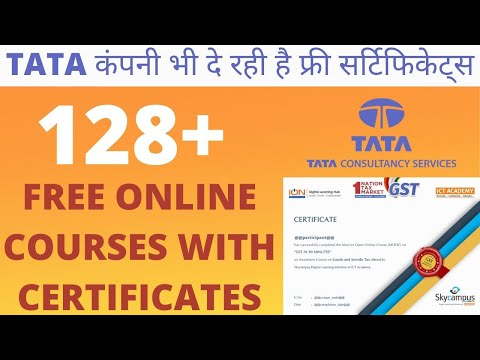 128+ free courses online with certificates   Free verified certificates ...