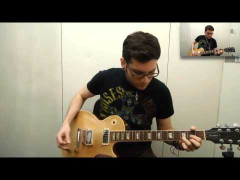 """Sweet Child O Mine"" -Guns N' Roses Guitar Cover"
