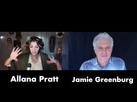 """""""Sexual Healing & The Gift of Anger"""" Capitalize on Your Creativity with Jamie Greenburg"""