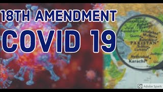 What is 18th Amendment ? | Should it be repealed? |