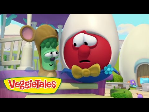 VeggieTales: The Little House that Stood DVD movie- trailer