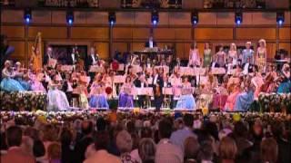 ANDRE RIEU & JSO - AUSTRALIAN MEDLEY - LIVE IN AUSTRALIA (2008)