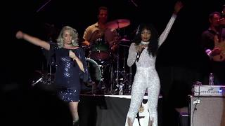 Donna Summer & Barbara Streisand  Tribute -Enough Is Enough
